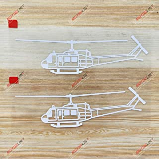 bell helicopter stickers