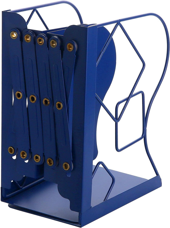 Febou Manufacturer OFFicial shop Bookends Book Ends Holder B Metal for Shelves Adjustable 2021new shipping free