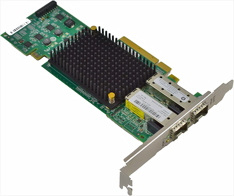 HP NC552SFP Mail order Selling rankings 10Gigabit Server Adapter 614203-B21 -