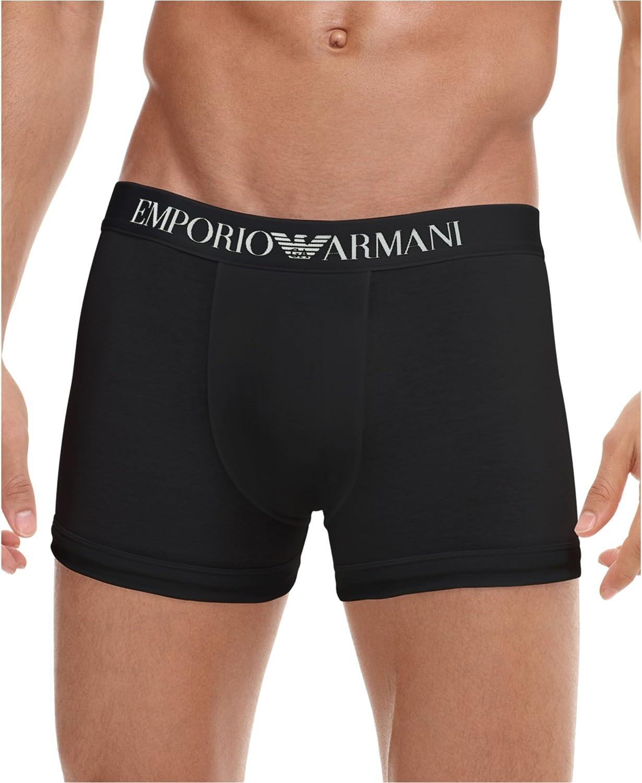 Emporio Armani Men's Cotton Stretch Boxer Brief