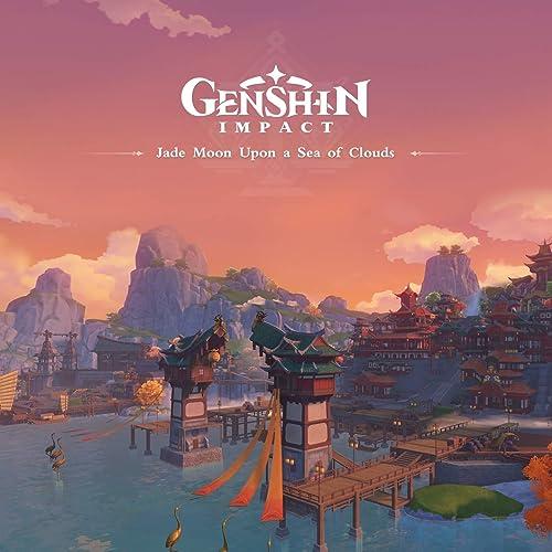 Genshin Impact Jade Moon Upon A Sea Of Clouds Original Game Soundtrack By Yu Peng Chen Hoyo Mix On Amazon Music Amazon Com