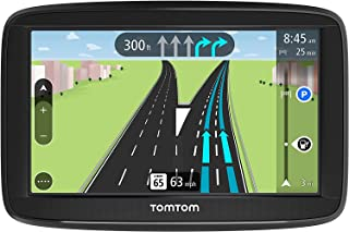 TomTom Via 1625TM 6-Inch GPS Navigation Device with Free Traffic, Free Maps of North America, Advanced Lane Guidance and S...