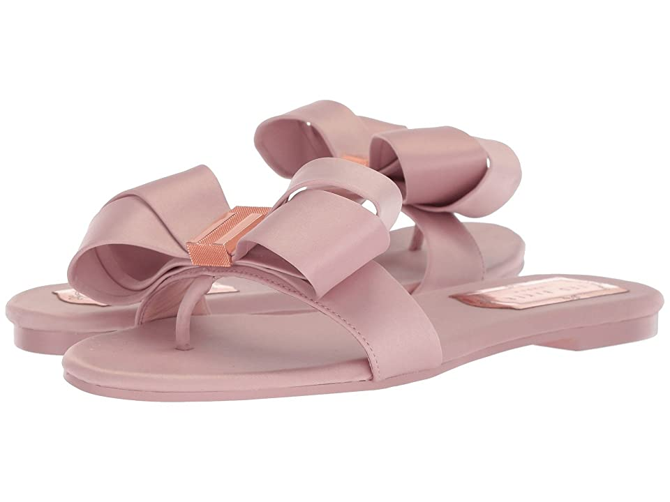 16e8f2ef6 Ted Baker Beauita (Light Pink Textile) Women s Sandals
