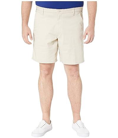Dockers Big Tall Original Shorts (Sahara Khaki) Men