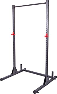 CAP Barbell Power Rack Exercise Stand, Multiple Colors (Renewed)