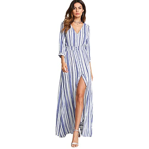 e3b69e692d2 Women's Wrap Dress: Amazon.com