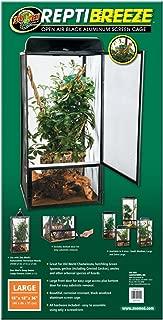 Zoo Med ReptiBreeze Screen Terrarium, Large Size 18
