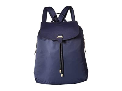 Lipault Paris Plume Avenue 15 Laptop Backpack (Night Blue) Backpack Bags