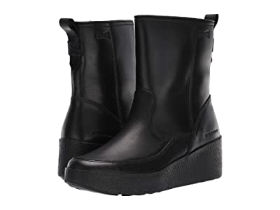 Cougar Devlin Waterproof (Black All Over Leather) Women