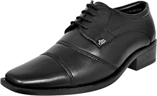 Allen Cooper ACFS-8014 Genuine Leather Formal Shoes for Men