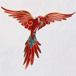 Hallmark Pretty Parrot Club Exclusive 2018 Keepsake Ornament