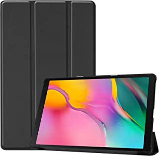 ProCase Samsung Galaxy Tab A 10.1 2019 Case (SM-T510 / T515 /T517), Slim Light Smart Cover Stand Hard Shell Folio Case for...