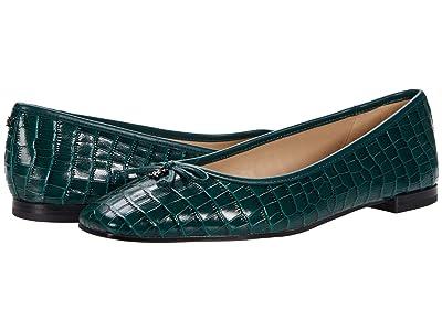 Sam Edelman Jillie (Green Ivy Lucea Dress Croco Leather) Women