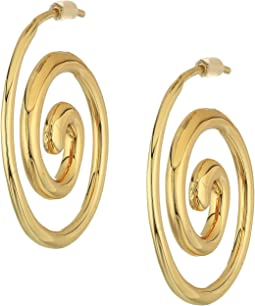 Elizabeth and James Willie Earrings