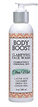 Body Boost Daily Clarifying Face Wash