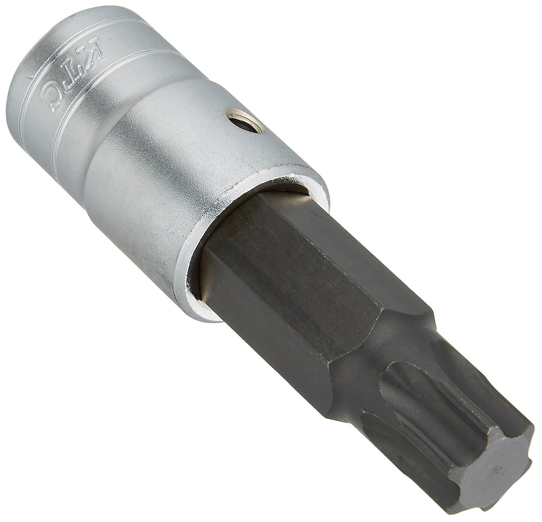 弁護人規則性日付付きKTC(ケーテーシー) 12.7mm (1/2インチ) T型 トルクス ビットソケット T70 BT4T70