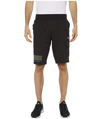 PUMA Pivot Pocket Sweatshorts (PUMA Black) Men