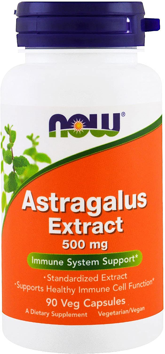 Astragalus New product! New type Extract NEW 500 mg Vcaps 90