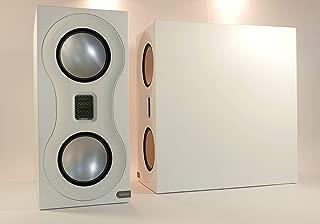 Monitor Audio Studio Premium Bookshelf Loudspeaker Pair White