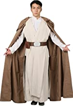 Luke Costume Outfit Deluxe Cape Tunic Belt Adult Size Cosplay Suit