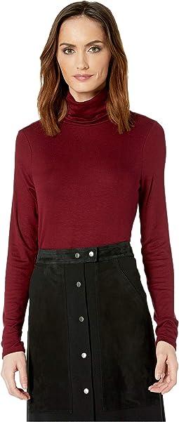 Long Sleeve Luxe Rib Top