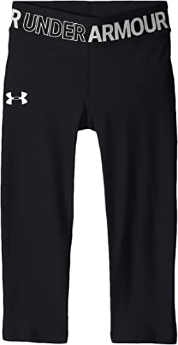 Under Armour Kids - HeatGear® Armour Capris (Big Kids)