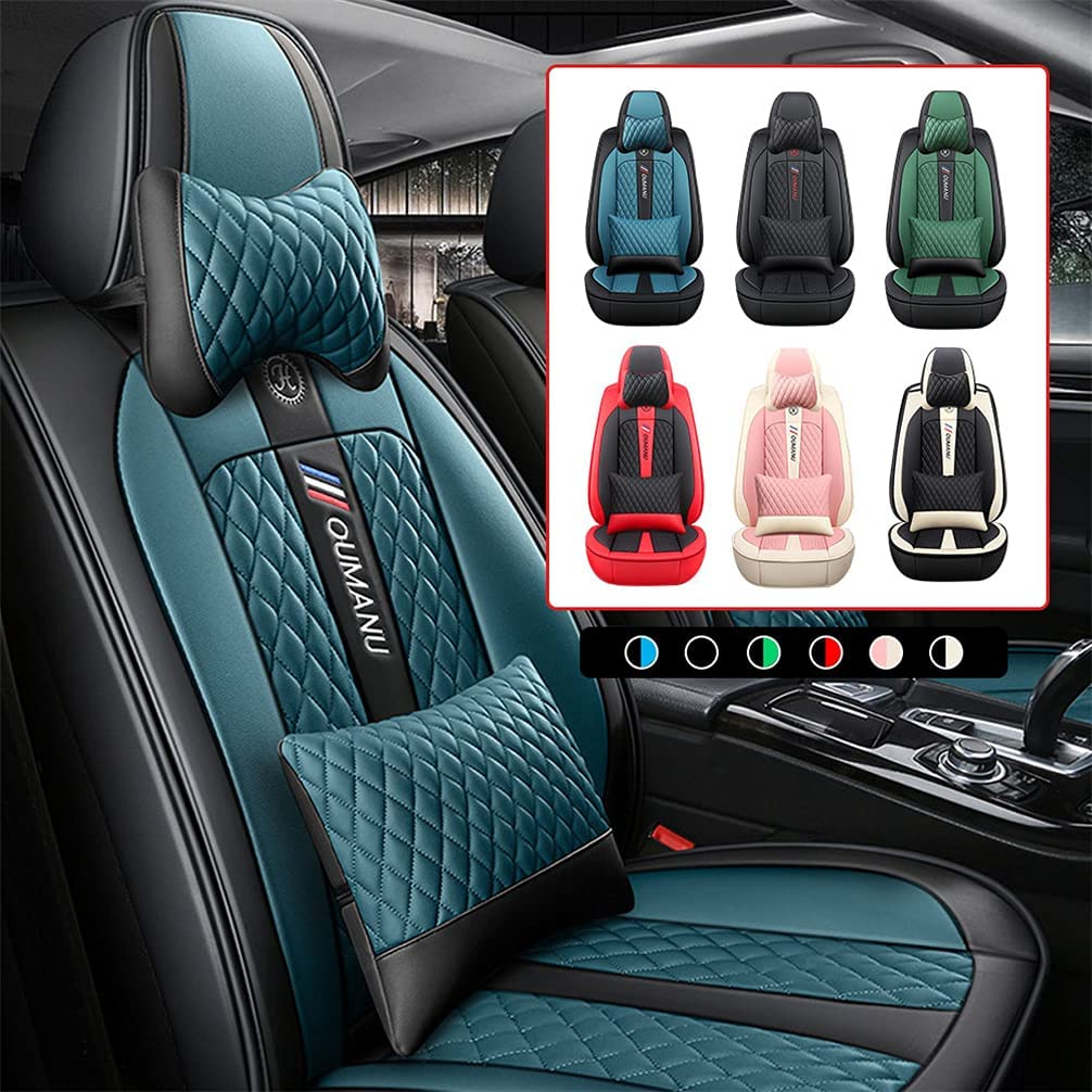 National products Ruberpig Car Leather Seat Covers High order CTS for Fit Cadillac 2003-2019