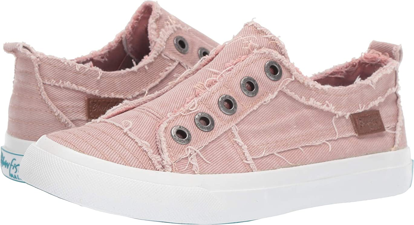 ジョージスティーブンソン炭水化物ステッチBlowfish Women's Play Ankle-High Canvas Fashion Sneaker