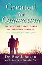 """Created for Connection: The """"Hold Me Tight"""" Guide for Christian Couples PDF"""