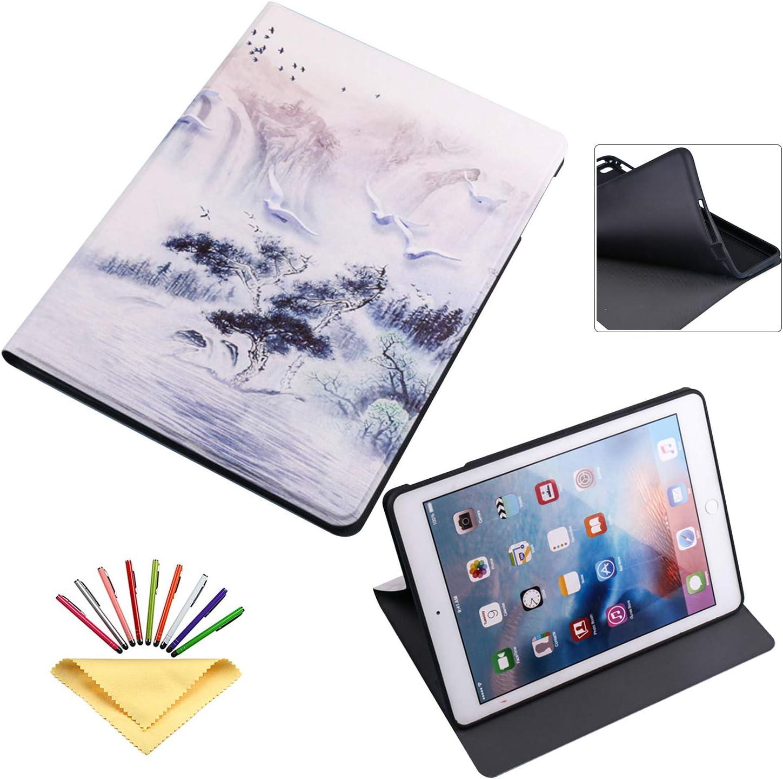Uliking iPad 2 4 years warranty 3 Popularity 4 Trifold Slim Leather Case Smart PU