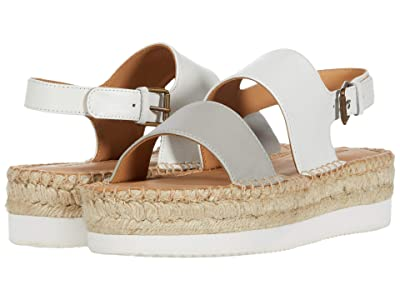 Soludos Ali Sport Sandal (White/Gray) Women