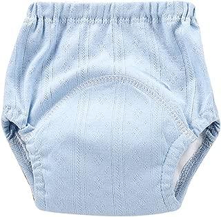 Qianquhui Pack de 4 Calzoncillos de Algod/ón para Infantiles Pantalones de Entrenamiento Ropa Interior Suave para Infantiles de 1-3 A/ños