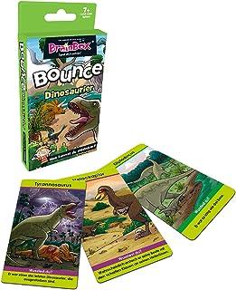 BrainBox Bounce - Dinosaurier (Kinderspiel)