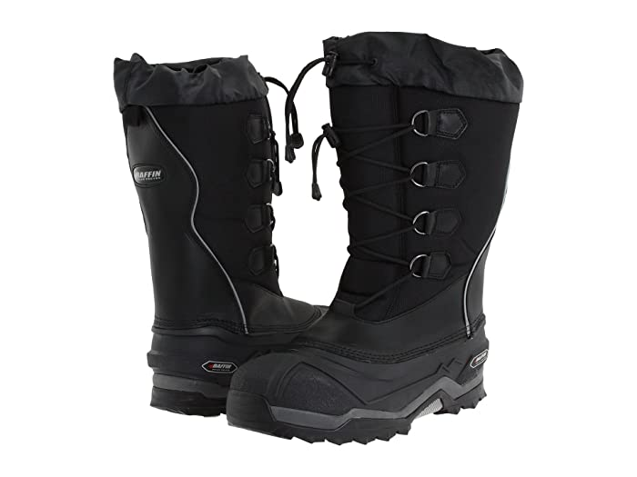 Baffin  Icebreaker (Black) Mens Cold Weather Boots