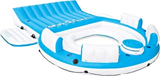 "Intex Splash 'N Chill, Inflatable Relaxation Island, 145""X125""X20"""