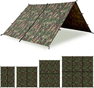 bushcraft survival shelter