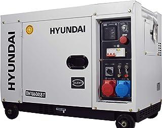 HYUNDAI HY-DHY8600SE-T Generador Diésel Insonorizado Full Power