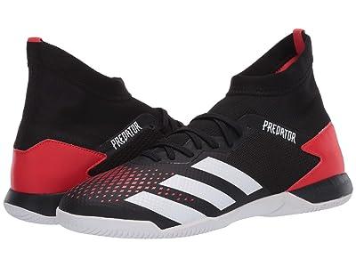 adidas Predator 20.3 In (Core Black/Footwear White/Active Red) Men