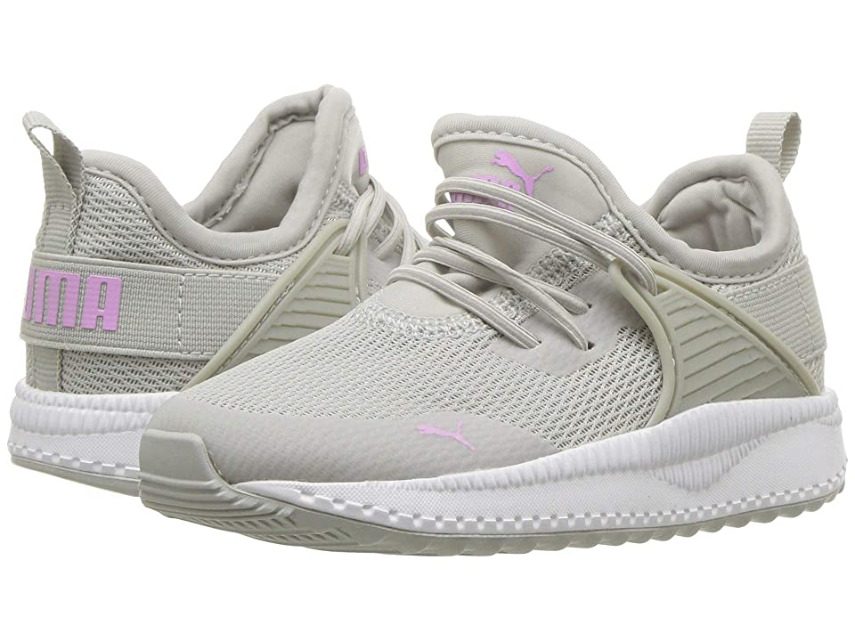 Puma Kids Pacer Next Cage AC Inf (Toddler) (Gray Violet/Orchid) Boys Shoes