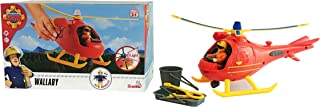 Fireman Sam Helicopter Wallaby incl. Figure