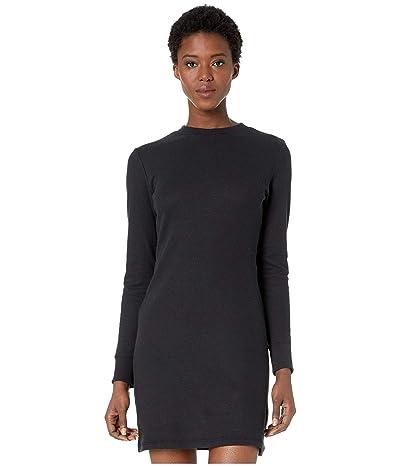 Alternative Thermal Long Sleeve Dress (Black) Women