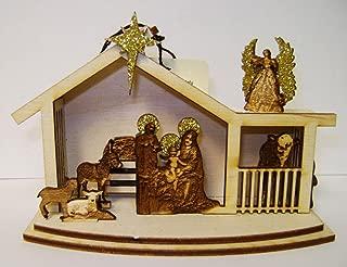 Ginger Cottages - Nativity GC 122