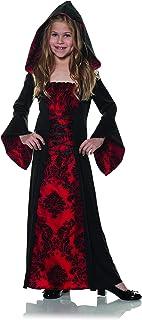 UNDERWRAPS Unisex-Babies Little Girl's Scarlett Witch Costume Costumes