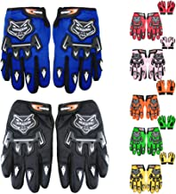 Wulfsport Kinder Handschuhe Comp Größe XXS schwarz Cross MX SX BMX Motorrad Quad