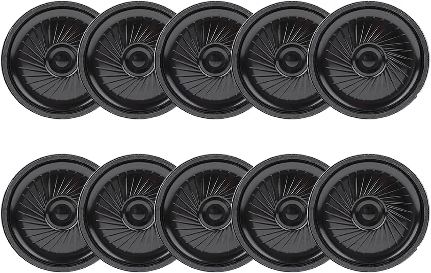 1w Round Water-Proof Audio Speaker High for Max 71% OFF Toy Buil Save money Sensitivity
