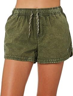 Swell Girls Girls Laguna Beach Short - Teens Green