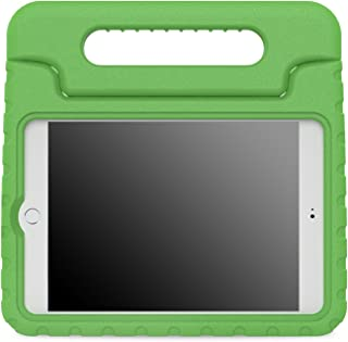 MoKo Case Fit iPad Mini 4 - Kids Shock Proof Convertible Handle Light Weight Super Protective Stand Cover Case Fit Apple iPad Mini 4 2015 Tablet, Green