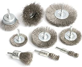 Best stainless steel wire cup brush Reviews