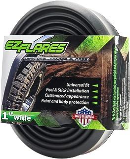 EZ-Lip EZF Flares Universal Radlaufleisten Kotflügel Verbreiterungen Fender aus Gummi