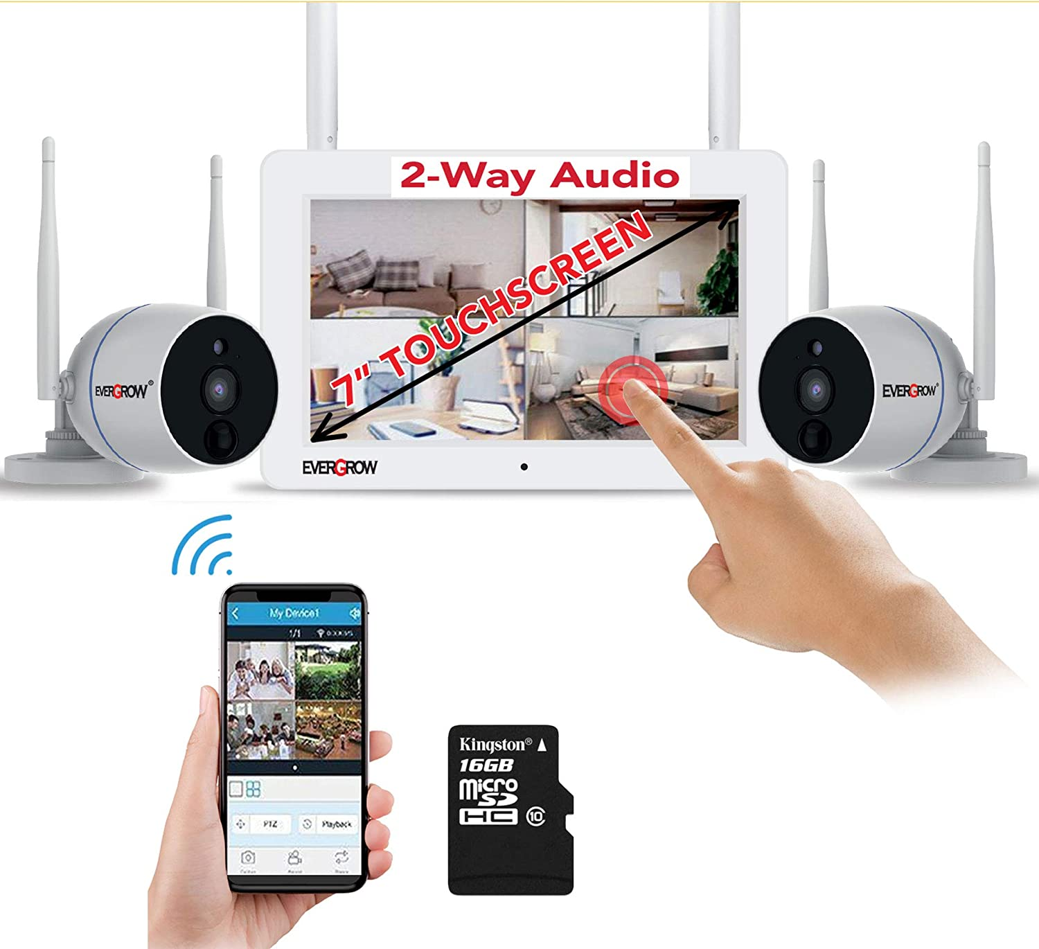 Wireless Home Quality inspection Security Camera Indoo Portland Mall Surveillance Outdoor Systems
